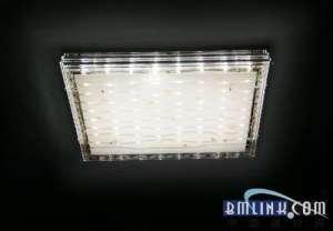 美的LED客厅灯开启智能生活时代打圈机